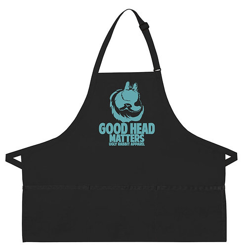 Good Head Matters - Jersey Wooly Apron