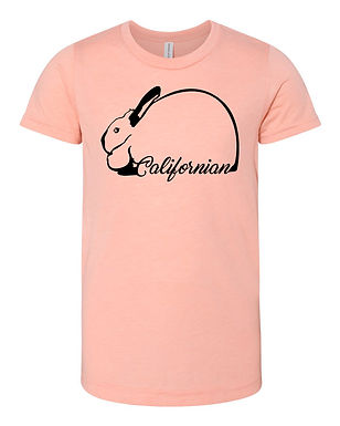 Californian - Outline Youth Tee