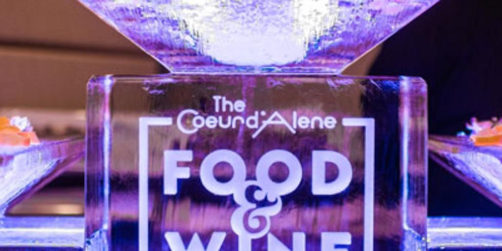 Coeur d'Alene Resort Food and Wine Festival