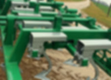 K2 BEWO AGRO zemes apstrādes tehnika.