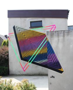 Geometric Intervention #4