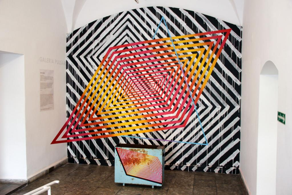 Geometry of Sound - exhibition