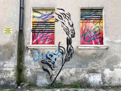 'Art in the window 2017'