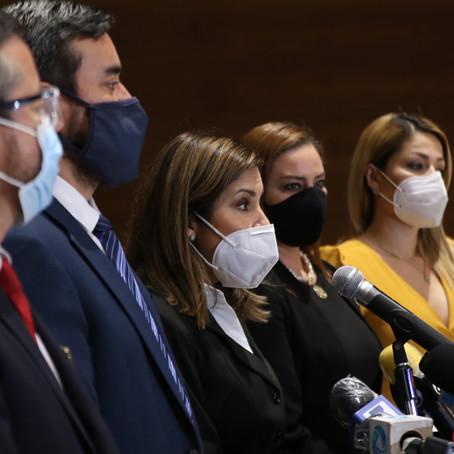 #ComparecenciaPresidencial: Diputados dicen que presidente dejó más dudas