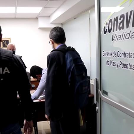 Otra Telaraña de Corrupción Gubernamental tiñe al País