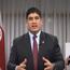 """Alvarado: """"esta situación debe servir para limpiar la corrupción dentro de las instituciones"""""""