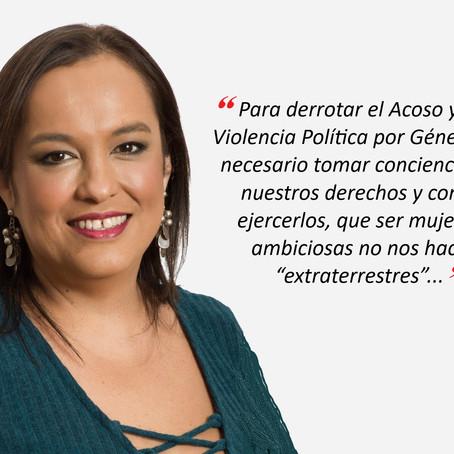 Soy Mujer, Soy Persona, No más Acoso ni Violencia