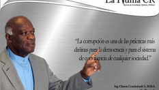 Costa Rica su mayor desafío la indisciplina su mayor amenaza la corrupción