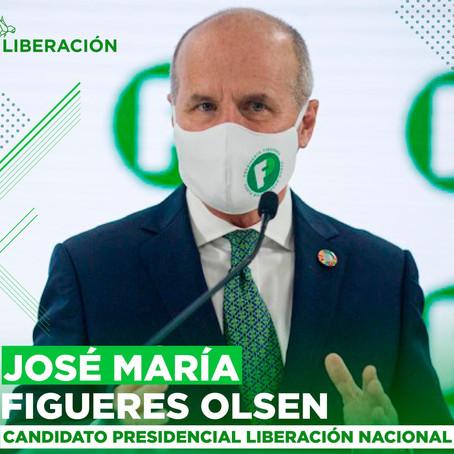 """Figueres: """"Está en juego el rescate de la Patria"""""""