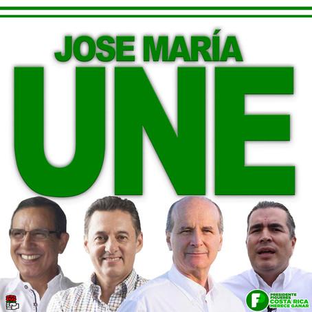 Figueres fortalece movimiento