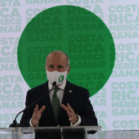 """""""Por una Costa Rica futurista y el fortalecimiento de la democracia mediante el consenso social"""""""