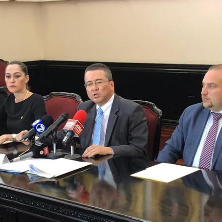 Fracción Unidad presenta propuesta para reactivación económica y empleo