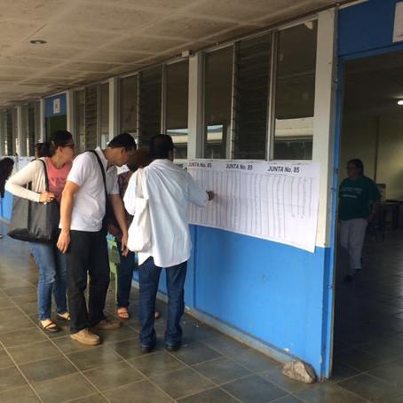 Aprobado Cronograma Electoral para las Elecciones Nacionales de 2022