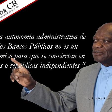 Si yo fuera Presidente / La Banca Pública costarricense
