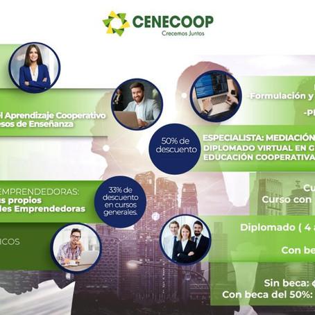 """CENECOOP: """"Educación Virtual de primera al alcance de todos"""""""