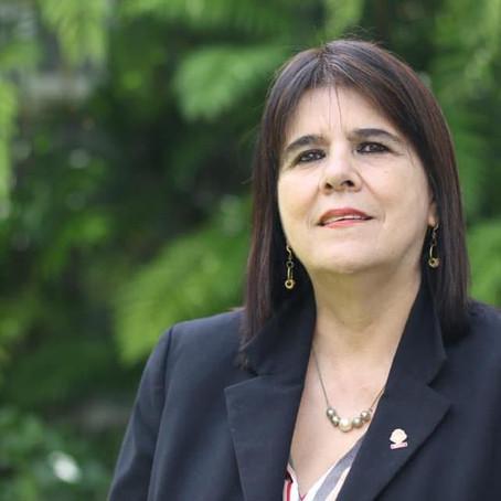 Floria Segreda aboga por apertura total de parques para el deporte y la recreación