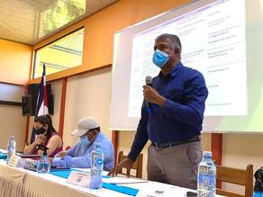 """David Gouzong: """"Gobierno me aseguró que cumpliría compromiso de Delegación Policial en Puerto Viejo"""""""