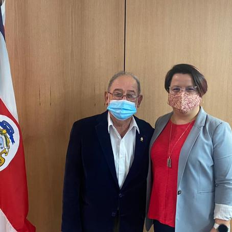 Laura Guido y Mario Castillo asumirán jefatura del PAC para legislatura 2021-2022