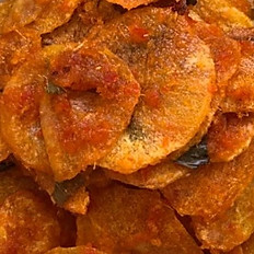 شبس بطاطس potato chips