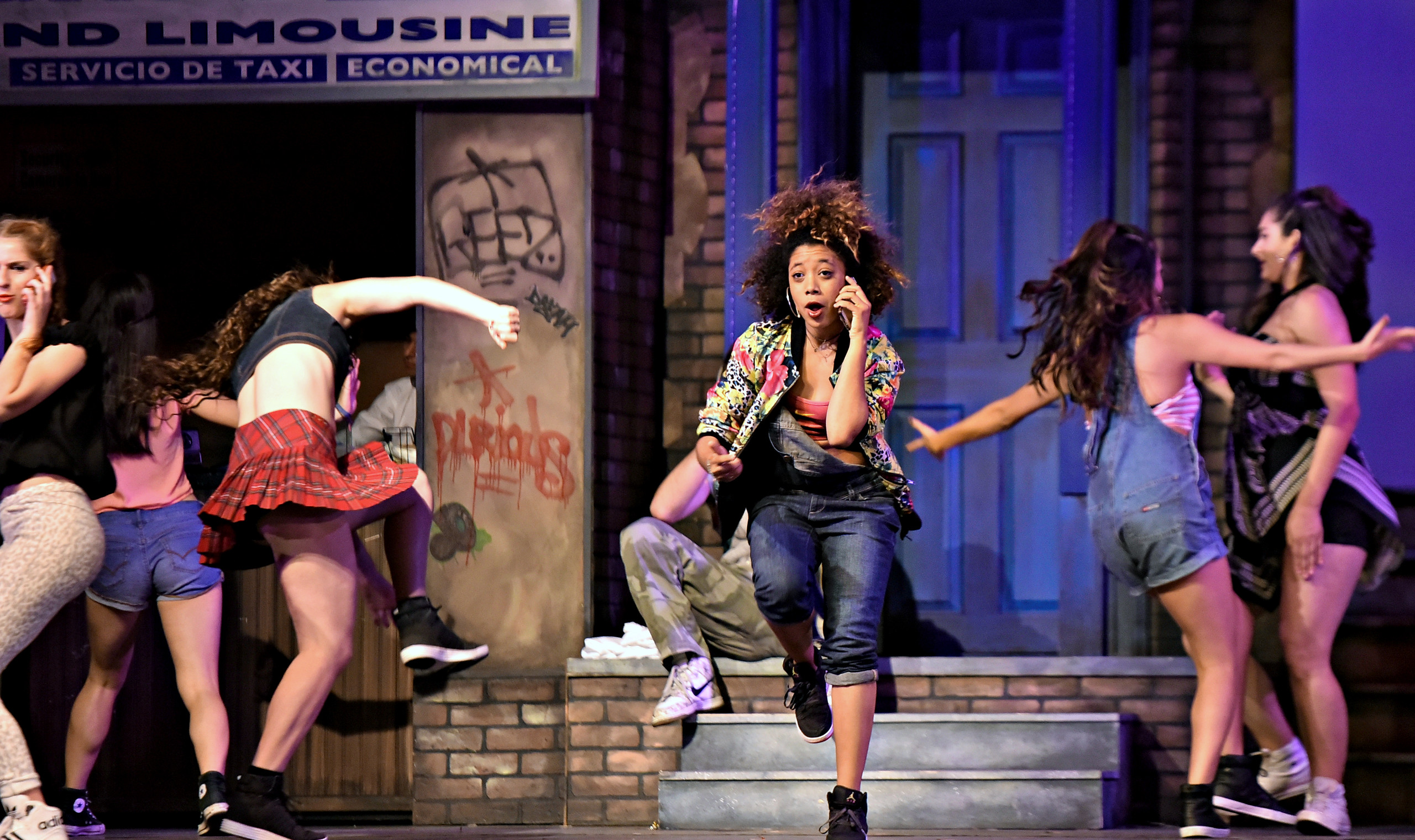 In The Heights Pali High - 2015