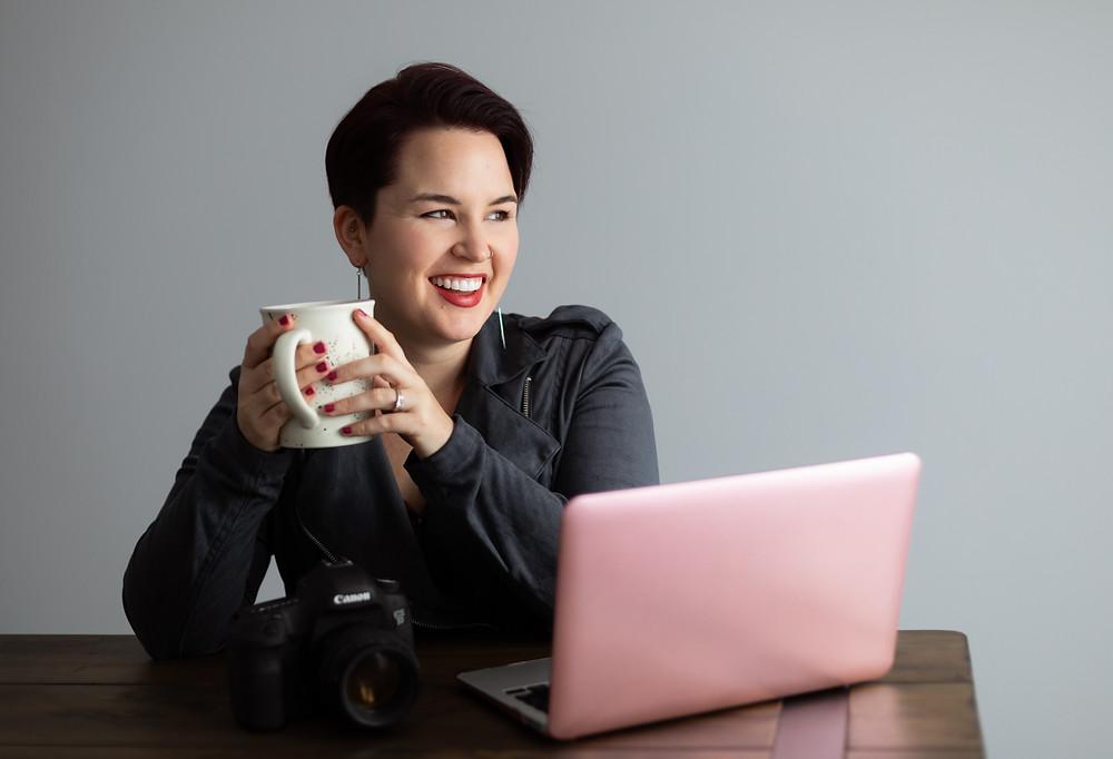 Elizabeth A Images, CLT Branding Photographer