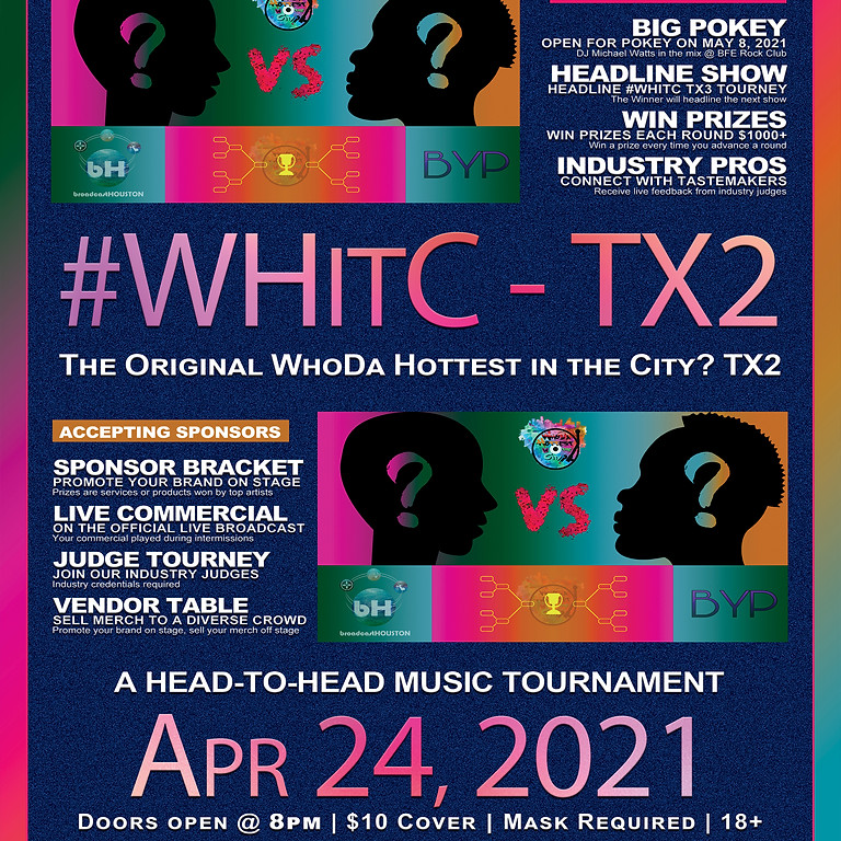 g2qent - #WHitC TX2
