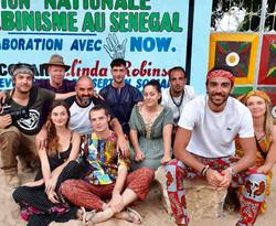 Fin de mission au Sénégal