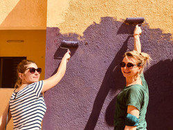 Léona et Lara au Sénégal!