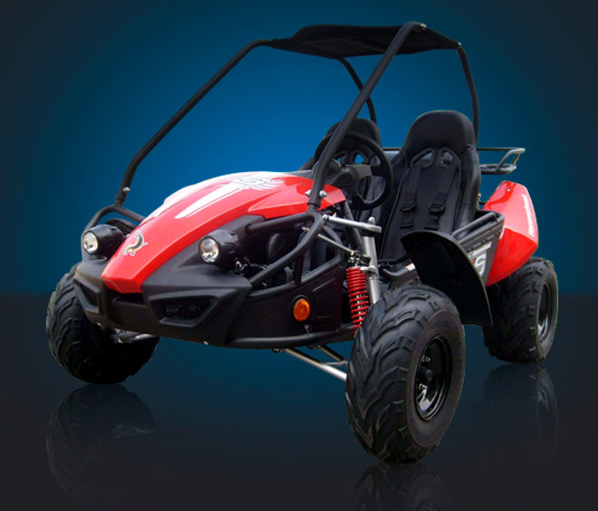 Hammerhead GTS 150cc Red (2013_09_30 11_