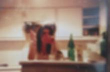 Autorretrato, 1989, foto, Daniela Azulay