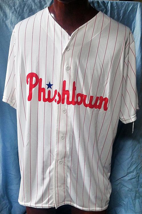 Phishtown Baseball Jersey