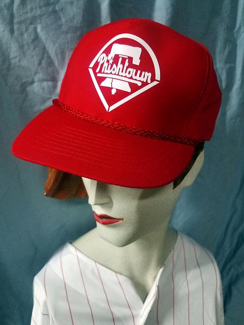 Phishtown Homeplate Baseball Hat