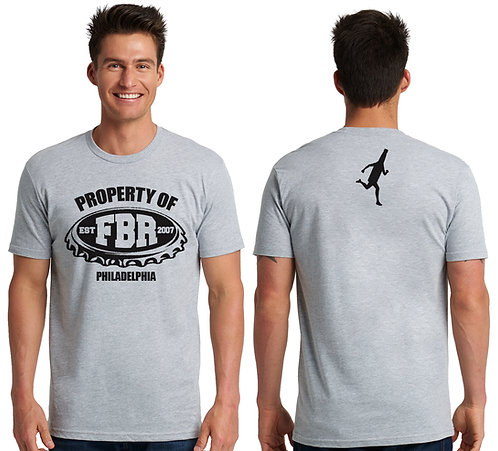 Official Fishtown Beer Runners Casual Tee *PRE-ORDER*