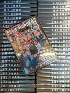 Official BEER RUNNERS DVD