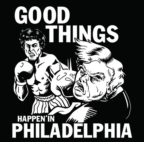 Good Things Happen in Philadelphia Tee