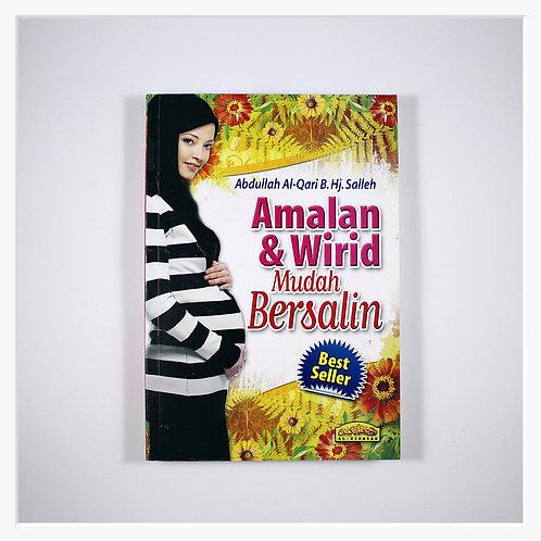 Amalan & Wirid Mudah Bersalin