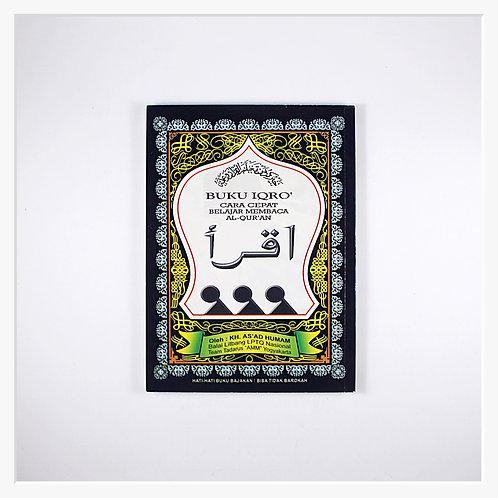 Buku Iqro': Cara Cepat Membaca Al-Quran