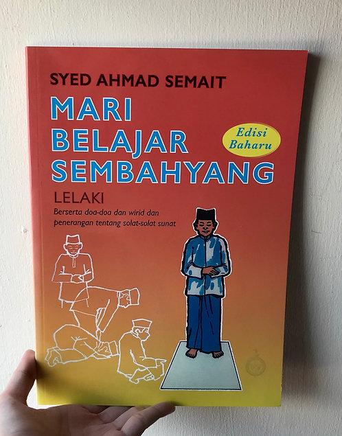 Mari Belajar Sembahyang (Lelaki)