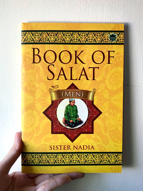 Book Of Salat (Men)