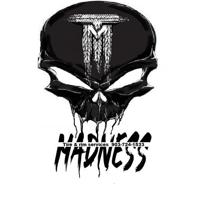 Madness Tire & Rim