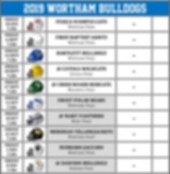 2019 Wortham Bulldogs.png