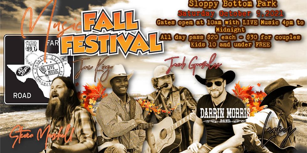 Fall Music Festival