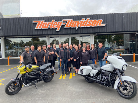 Road and Sport Harley-Davidson Crowned Australasian Dealer Of The Year 2020