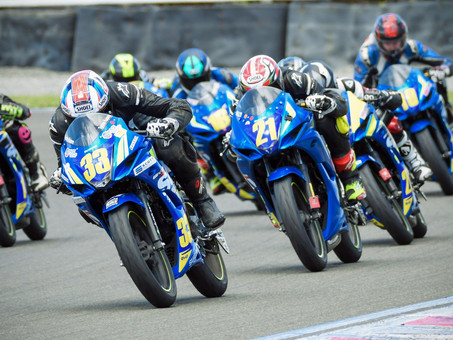 GIXXER Cup Success Story Keeps On Rolling