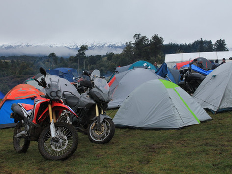 Motorcycling Guide: Camping by Motorcycle