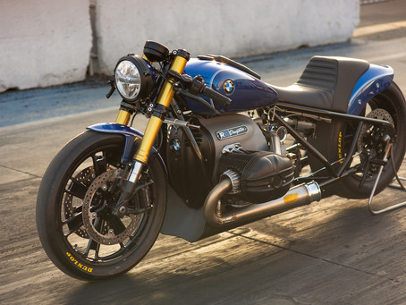 BMW R18 Gets Dragster Treatment