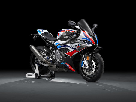 BMW Ups The Ante With 212hp M 1000 RR Superbike