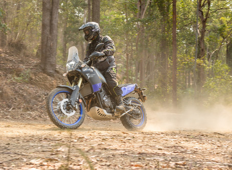 2019 Yamaha Tenere 700 Review