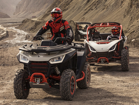 Segway Side by Sides and ATVs Headed To New Zealand
