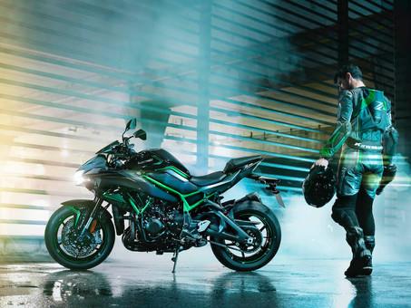 Kawasaki Reveals 2020 Z H2